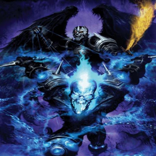 Ghost Warriors Live Wallpaper -