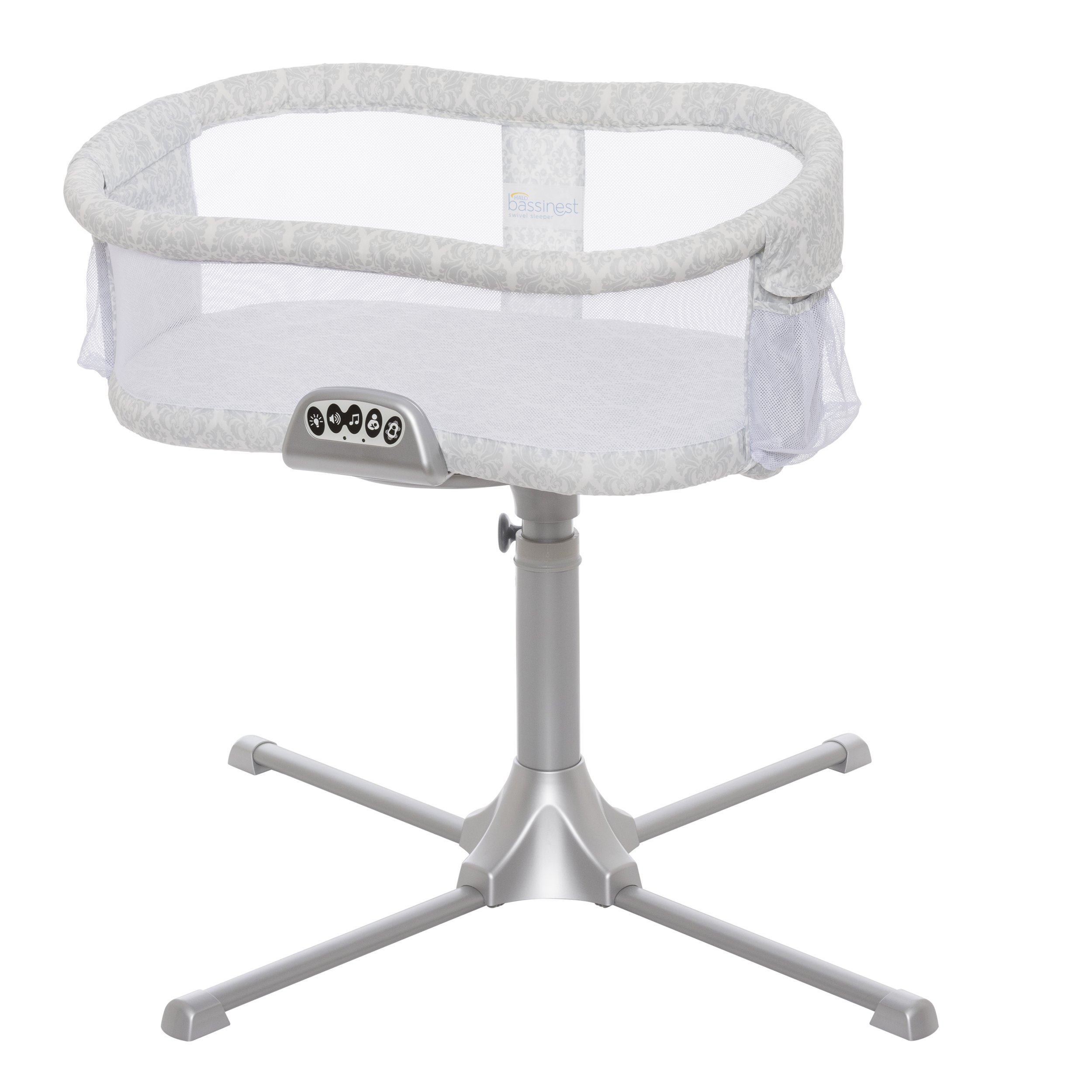 HALO Bassinest Swivel Sleeper – Premiere Series Bassinet by Halo (Image #7)
