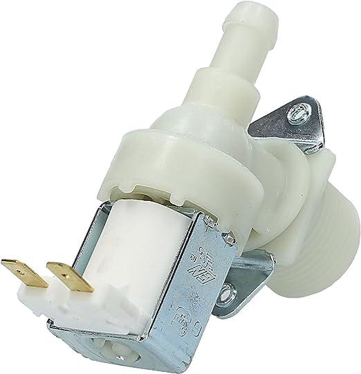 Solo solenoide válvula de llenado de Entrada de Agua para Lavadora ...