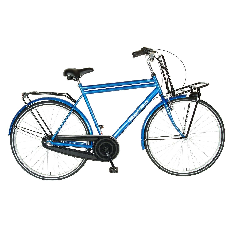 Amazon.com : Hollandia Amsterdam M1 Dutch Cruiser Bike, 28 inch ...