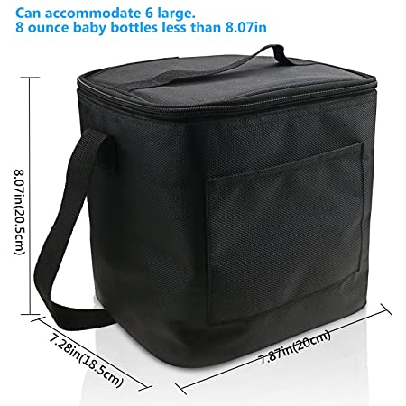 Amazon.com: Gifort UPDATE - Bolsa térmica para biberones de ...
