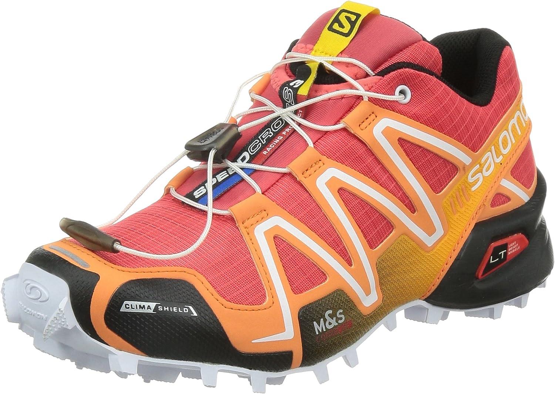 Salomon Speedcross 3 CS W Zapatillas de trail running 4,5 papaya ...
