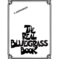 The Real Bluegrass Book: C Instruments book cover