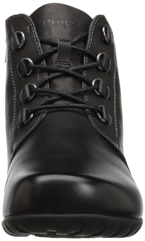 Propet Women's Delaney Ankle N Bootie B06XRS2JSX 11 N Ankle US|Black 7e89c8