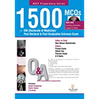 1500 MCQs for DM ( Doctoral of Medicine) Post Doctoral & Post Graduation Entrance Exam