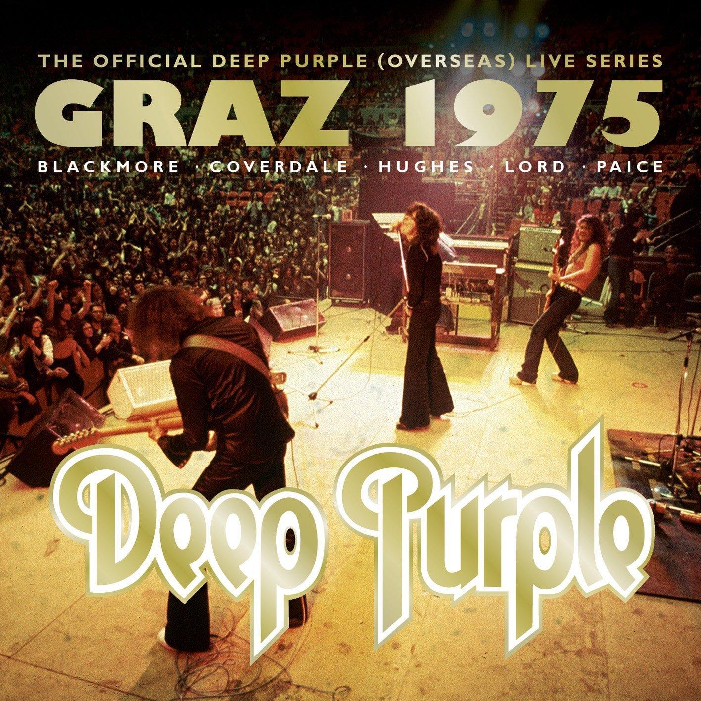 Deep Purple - Graz 1974 [No USA] (Hong Kong - Import)