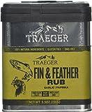 Traeger Signature Spices SPC176 Traeger Fin & Feather Rub Dry