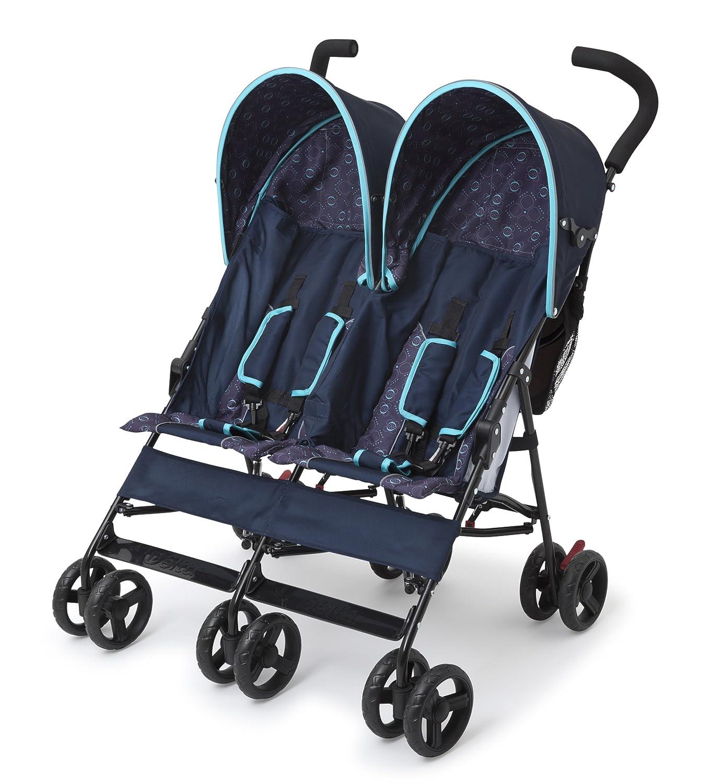 Amazon Delta Children LX Side by Side Stroller Night Sky Standard Baby Strollers Baby