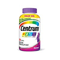 Centrum Multivitamin for Women, Multivitamin/Multimineral Supplement with Iron,...