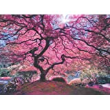 Pink Tree Puzzle 1000 1037