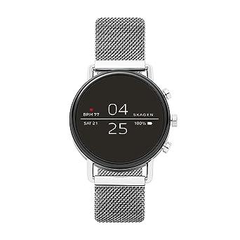 Amazon.com: Skagen Connected Falster 2 - Reloj inteligente ...