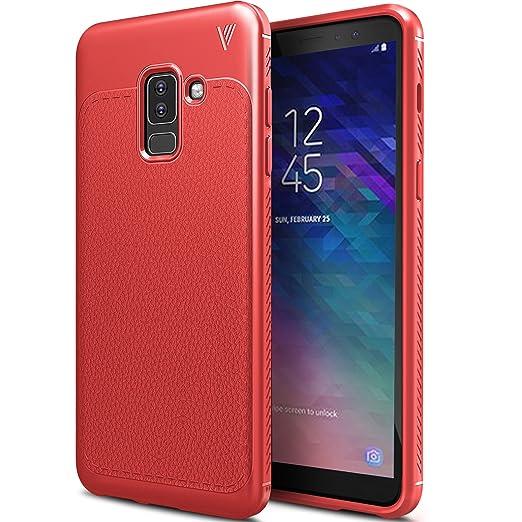 Ibetter Samsung Galaxy A6 Plus 2018 Hulle Ultra Amazon De Elektronik