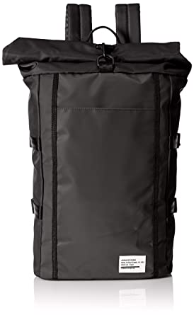 f499a1d17ff4 Amazon.com  Armani Exchange Men s Utility Roll Up Top Tarp Backpack ...