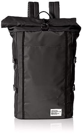 Amazon.com  Armani Exchange Men s Utility Roll Up Top Tarp Backpack ... fe78013522f8b