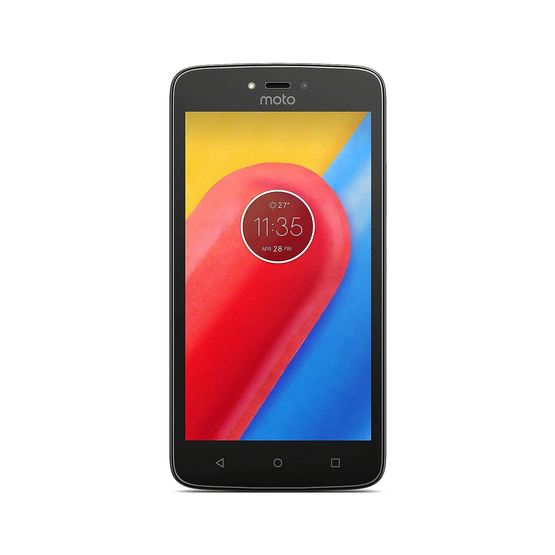 Lenovo Moto C SIM Doble 4G 16GB Cereza - Smartphone (12,7 cm (5