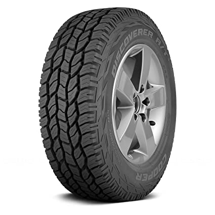 285 60r20 In Inches >> Amazon Com Cooper Discoverer At 3 All Terrain Radial Tire 285