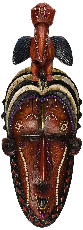 Design Toscano Masks of the Congo Wall Sculptures - Cape Buffalo QL19713