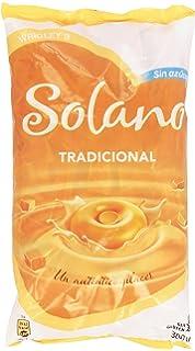 Solano - Tradicional - Caramelo duro sin azúcar con sabor a crema - 900 g