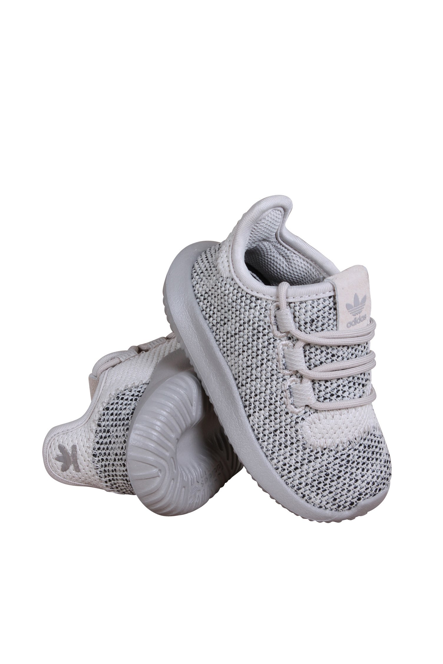 adidas Originals Boys' Tubular Shadow I Sneaker, Clear/Brown/Collegiate Silver/Black, 8 M US Toddler