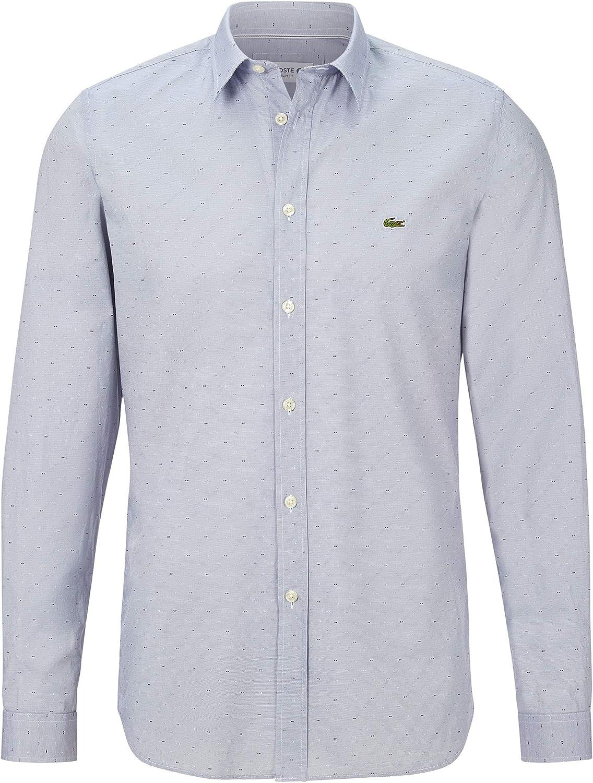 Lacoste Camicia Uomo