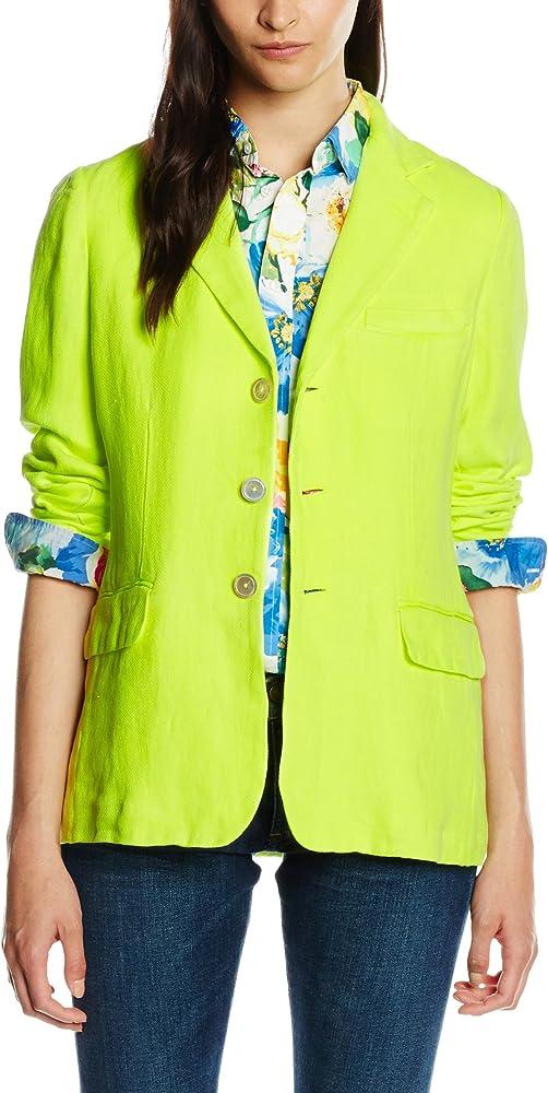Polo Ralph Lauren Claremont Jacket, Chaqueta para Mujer, Amarillo ...