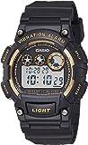 Casio Youth Digital Black Dial Men's Watch-W-735H-1A2VDF (I101)