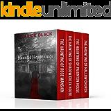 Haunted Happenings (4 Book Haunted House Box Set)