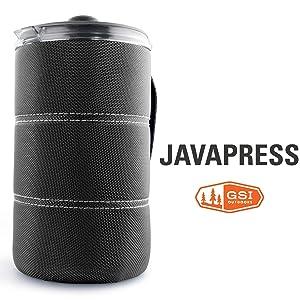 GSI Outdoors - 30 Fl Oz JavaPress, Superior Backcountry Cookware Since 1985