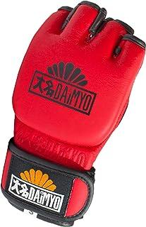 Daimyo 15/334–1Gants MMA, Rouge, S 15/334-1