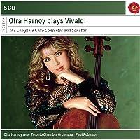Ofra Harnoy Plays Vivaldi Cello Concertos & Sonatas
