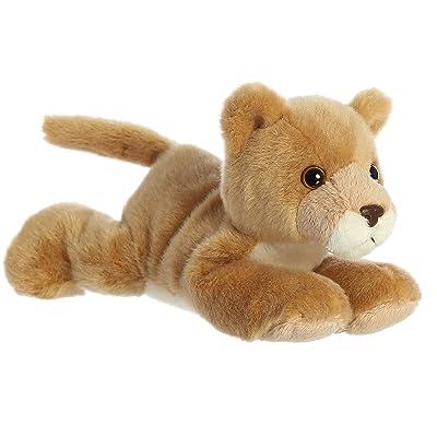"Aurora - Mini Flopsie - 8"" Leah Lioness: Toys & Games"