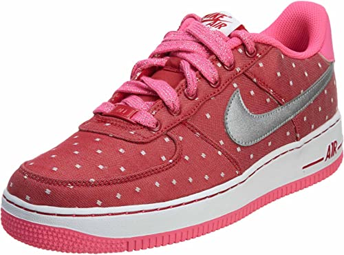Nike Air Force 1 '06 (GS), Chaussons Sneaker Fille: Amazon