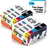 Smart Ink Compatible Ink Cartridge Replacement for HP 920 XL 920XL (2BK & 2C/M/Y 8 Pack Combo) Compatible with HP Officejet 6