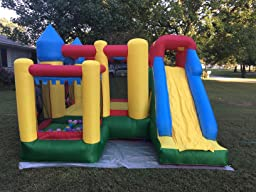 review image - Inflatable Bounce House