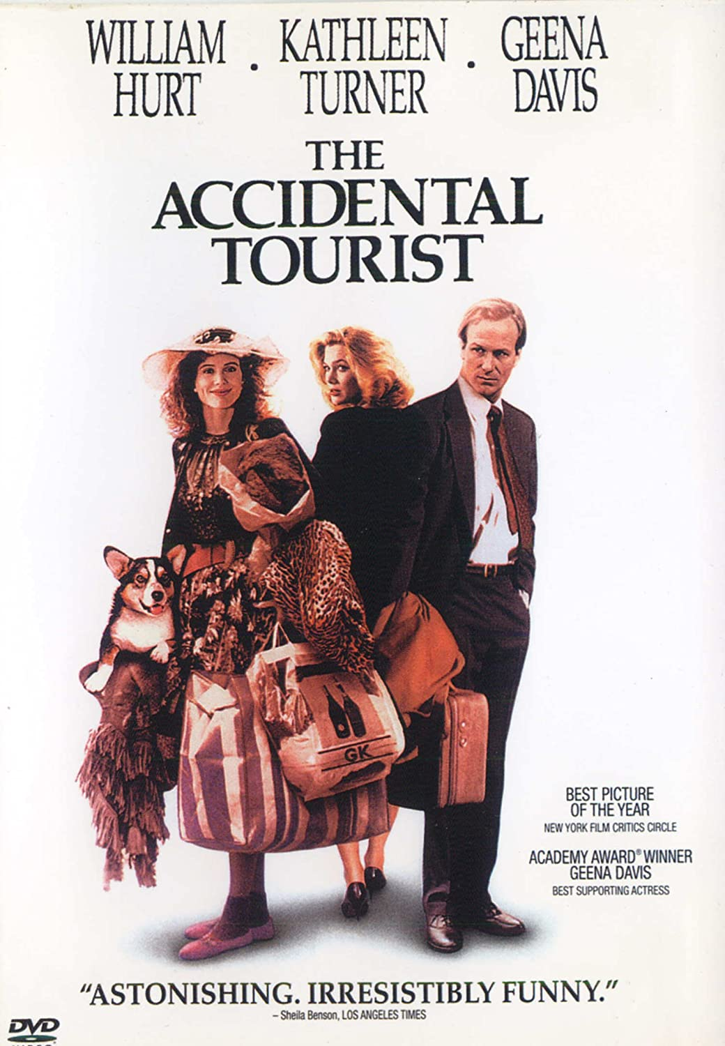 The Accidental Tourist by Bill Pullman