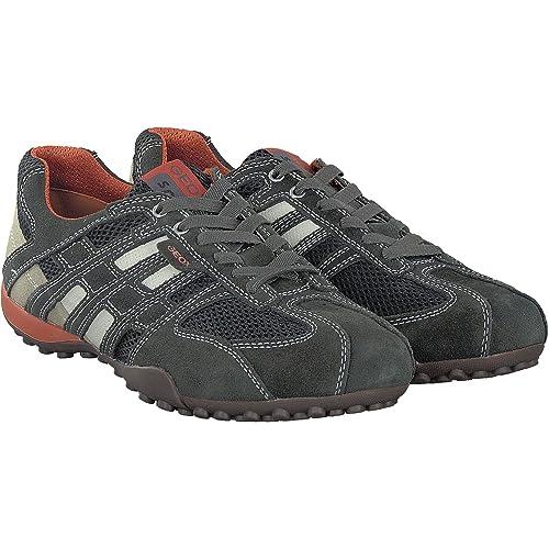 Geox Sneaker Uomo Nero U4207K 02214 C1300 be32d8e1c95