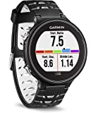 Garmin Forerunner 630 GPS Running Watch with Enhanced Running Metrics - Black (Certified Refurbished)