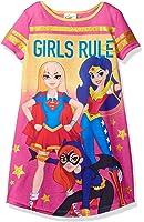 DC Comics Big Girls' Dc Super Heroes Short Sleeve Nightgown Pj