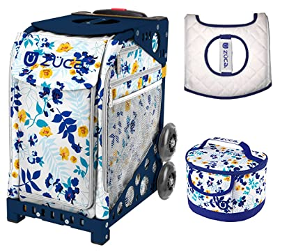 27da05bcc953 Amazon.com   ZUCA Sport Bag - Boho Floral with Gift Lunchbox and ...