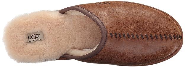 8cf0107e304 UGG Men's Deco Scuff Slipper