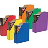 Classroom Keepers Magazine Holders, 6 Assorted Colors, (001327)