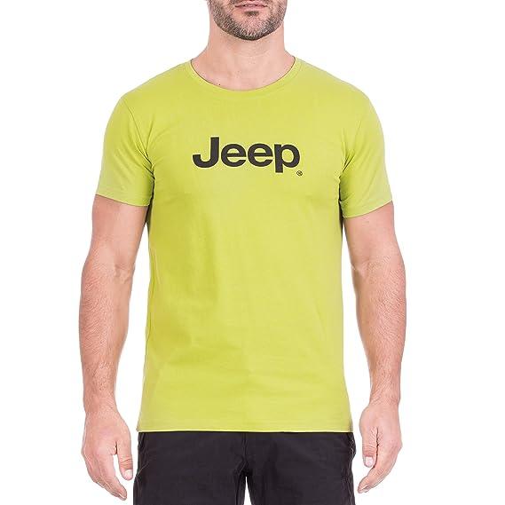 Jeep Logo J8S – Camiseta de