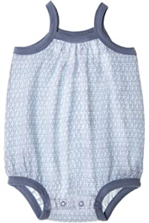 BeeCotton Baby Girl 100/% Organic Cotton Chevron Bloomers