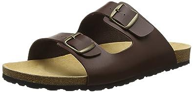 fc82834f0c1a43 Lico Herren Bioline Man Flache Hausschuhe  Lico  Amazon.de  Schuhe ...
