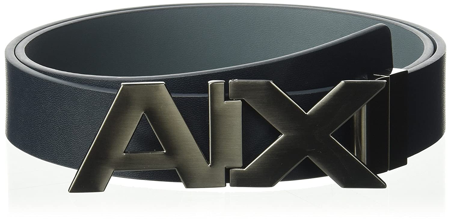A|X Armani Exchange Men's Hinge Belt 951058CC505