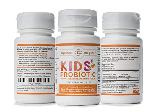 Product thumbnail for Kids Probiotics