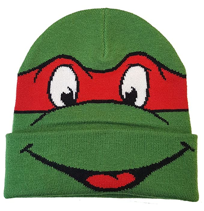 Teenage Mutant Ninja Turtles Beanie Raphael Berretti ...