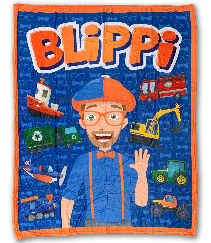 Blippi Blanket by Blippi