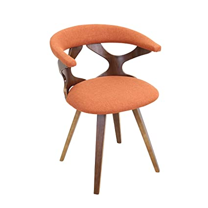 Cool Amazon Com Mid Century Modern Wood Upholstered Curved Back Machost Co Dining Chair Design Ideas Machostcouk