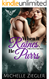 When it Raines, He Purrs: Paranormal Dating Agency